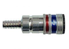 Cejn eSafe Druckluftsicherheitskupplung 10 mm Schlauchtülle