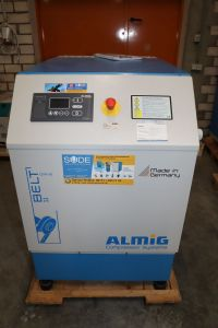 11 kW Schraubenkompressor 10 bar ALMIG BELT 11 (10 bar)