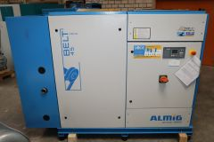 45 kW Schraubenkompressor - 9 bar ALMIG BELT 45 LK