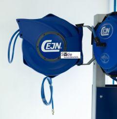 Automatik Druckluft-Schlauchaufroller Cejn 14 m Länge (Ø 9,5x13,5 mm)