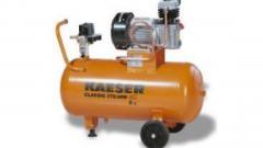 Kaeser Kolbenkompressor Classic 210/50 W (Wechselstrom)
