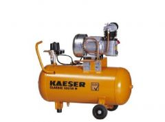 Kaeser Kolbenkompressor Classic 320/50D (Drehstrom)