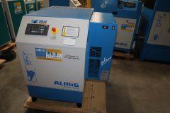 22 kW Schraubenkompressor mit Trockner ALMIG Belt 22 Plus (8 bar)