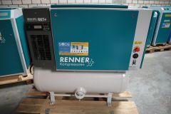 5,5 kW Kolbenkompressor Trockner Behälter Renner RIKO 960/250 S