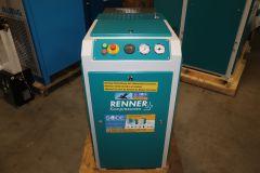 11 kW Schraubenkompressor mit Trockner Renner RSK-Pro 11