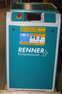 15 kW Schraubenkompressor  2,31 m³/min Renner RS-PRO 15 (10bar)