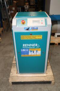 7,5 kW Schraubenkompressor 1,09 m³/min Renner RS-PRO 7,5 (10bar)