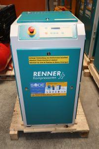 7,5 kW Schraubenkompressor 10 bar RENNERtronic RENNER RS-PRO 7,5