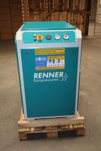 15 kW Schraubenkompressor 2,31 m³/min Renner RS-PRO 15