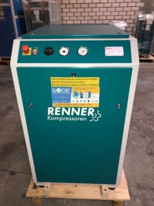 18,5 kW Schraubenkompressor RENNER RS18,5-10bar