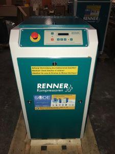 Schraubenkompressor schallgedämmt RENNER RS-PRO 11 (10bar)