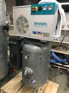 11 kW Schraubenkompressor RENNER RSDK-B 11,0 ST