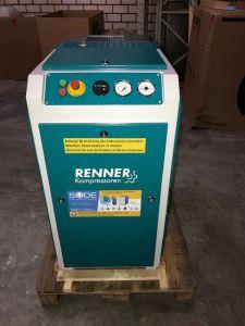 7,5 kW Schraubenkompressor Kältetrockner RENNER RSK-PRO 7,5 - 10 bar