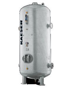 10000 Liter Druckluftbehälter stehend, verzinkt - 11 bar