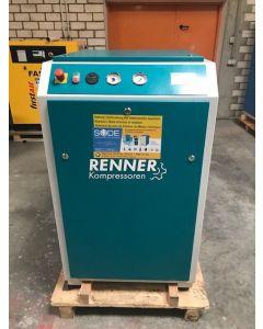 22 kW Schraubenkompressor RENNER RS 22,0 - 7,5 bar