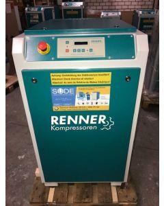 18,5 kW Schraubenkompressor - 10 bar RENNER RS-PRO 18,5