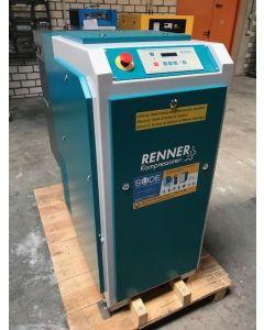 15 kW Schraubenkompressor mit Trockner RENNER RSK-TOP 15,0 - 10 bar